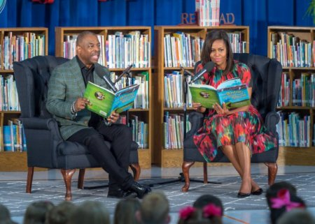 LeVar_Burton_Michelle_Obama